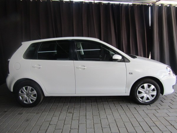 2012 Volkswagen Polo Vivo GP 1.6 Trendline Gauteng Johannesburg_0