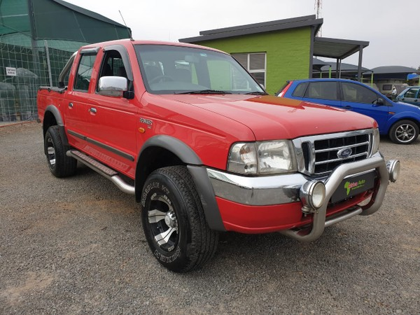 2005 Ford Ranger 4.0i V6 Xle At Pu Dc  North West Province Rustenburg_0