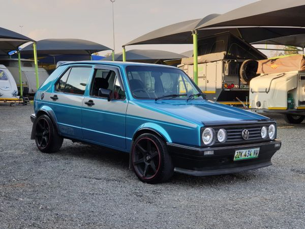 1998 Volkswagen CITI Golf 1.8 L Cti  North West Province Rustenburg_0