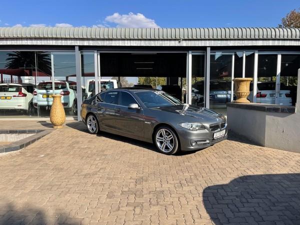 2014 BMW 5 Series 520D Auto Mpumalanga Delmas_0