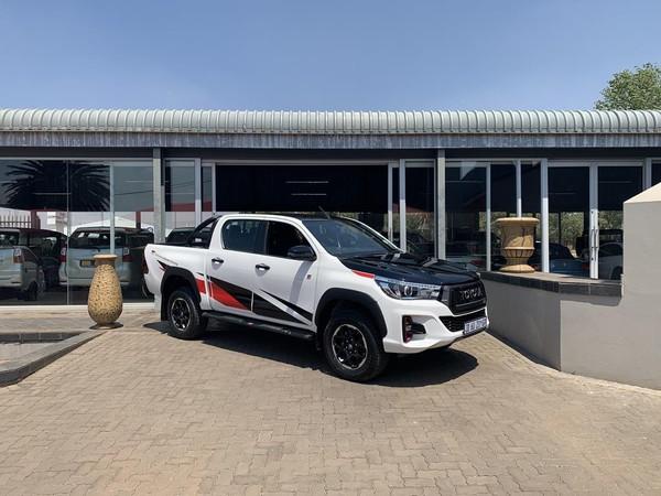 2019 Toyota Hilux 2.8 GD-6 GR-S 4X4 Auto Double Cab Bakkie Mpumalanga Delmas_0