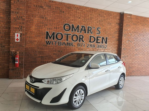 2018 Toyota Yaris 1.5 Xi 5-Door Mpumalanga Witbank_0