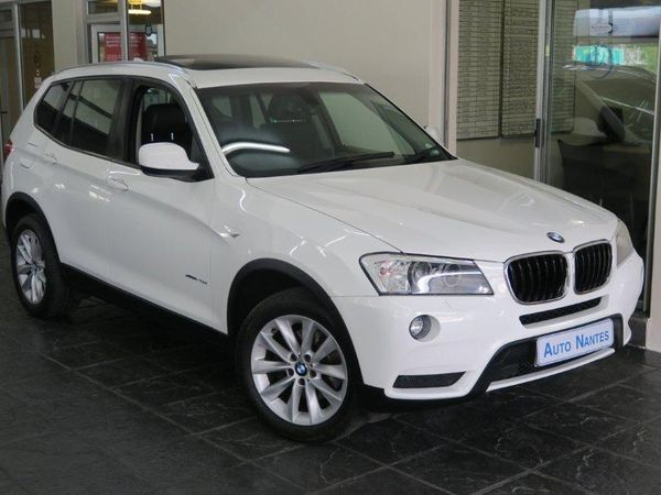 2012 BMW X3 Xdrive20d At  Western Cape Paarl_0
