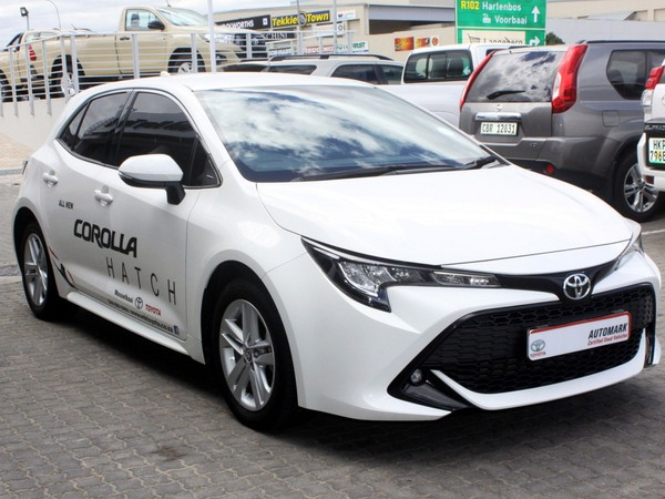 2019 Toyota Corolla 1.2T XS 5-Door Western Cape Mossel Bay_0