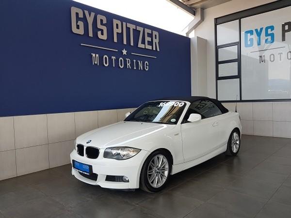 2011 BMW 1 Series 120i Convertible At  Gauteng Pretoria_0