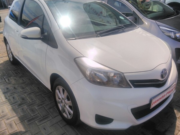 2012 Toyota Yaris 1.0 Xs 3dr  Eastern Cape East London_0