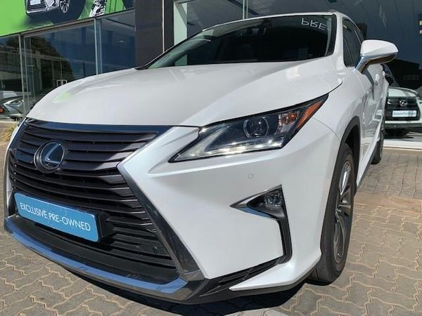 2019 Lexus RX 350 EX Gauteng Roodepoort_0
