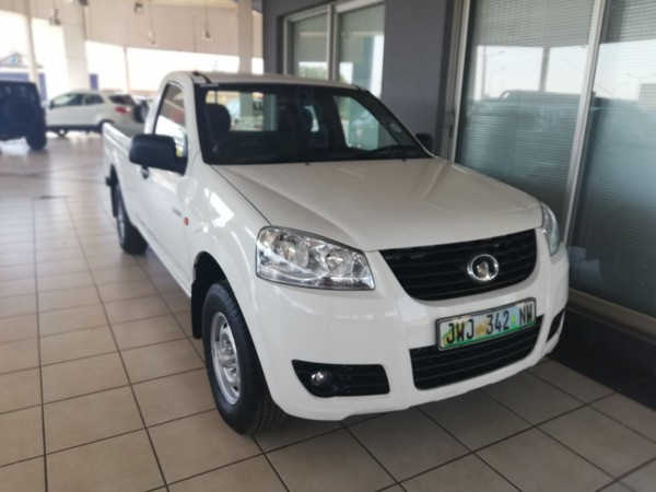 2017 GWM Steed 5 2.2 Mpi Workhorse Pu Sc  North West Province Potchefstroom_0