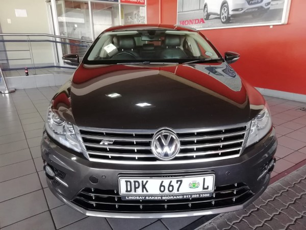2016 Volkswagen CC 1.8 TSi DSG Limpopo Polokwane_0