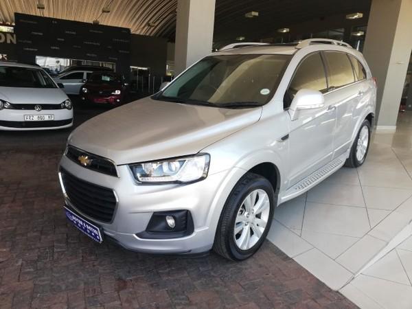 2017 Chevrolet Captiva 2.2D LT Auto Gauteng Boksburg_0