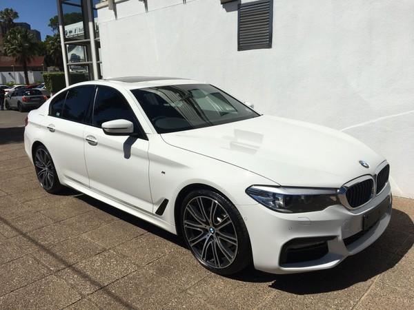 2017 BMW 5 Series 520d M Sport Gauteng Germiston_0