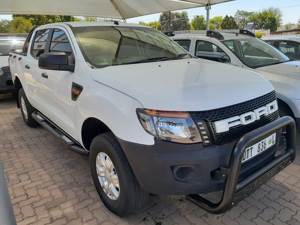 2015 Ford Ranger 2.2tdci Xl Pu Dc  Limpopo Nylstroom_0