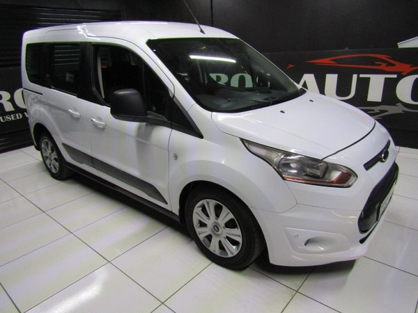 2015 Ford Tourneo Connect 1.0 Trend SWB Gauteng Boksburg_0