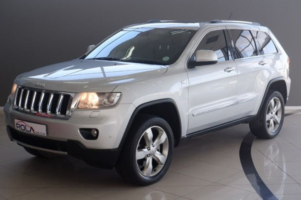 2013 Jeep Grand Cherokee 3.6 Overland  Western Cape Somerset West_0