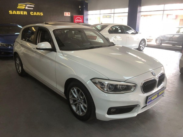 2016 BMW 1 Series 120d 5DR Auto f20 Gauteng Benoni_0
