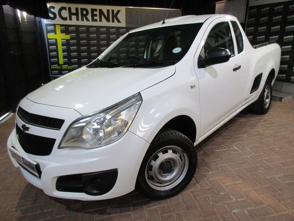 2016 Chevrolet Corsa Utility 1.4 Ac Pu Sc  Gauteng Krugersdorp_0