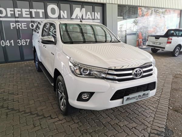 2018 Toyota Hilux 2.8 GD-6 RB Auto Raider Double Cab Bakkie Eastern Cape Port Elizabeth_0
