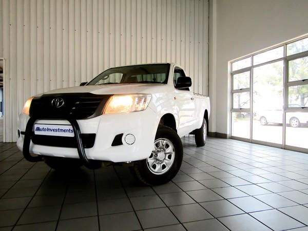 2013 Toyota Hilux 2.5 D-4d Srx Rb Pu Sc  Mpumalanga Middelburg_0