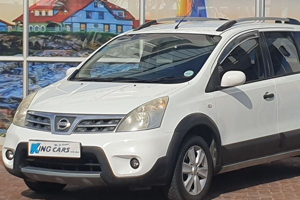 2014 Nissan Livina 1.6 Acenta X-gear  Eastern Cape Port Elizabeth_0