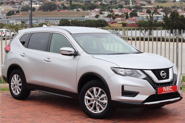2019 Nissan X-Trail 1.6dCi Visia 7S Eastern Cape Port Elizabeth_0