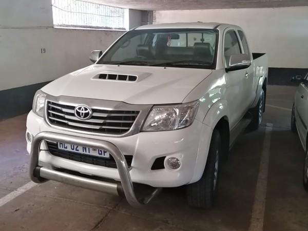 2012 Toyota Hilux 3.0d-4d Raider Xtra Cab Pu Sc  Gauteng Boksburg_0