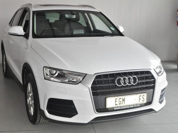 2016 Audi Q3 1.4T FSI 110KW Free State Bloemfontein_0
