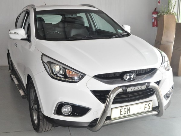 2015 Hyundai iX35 2.0 Executive Free State Bloemfontein_0