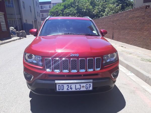 2014 Jeep Compass 2.0 LTD Auto Gauteng Johannesburg_0