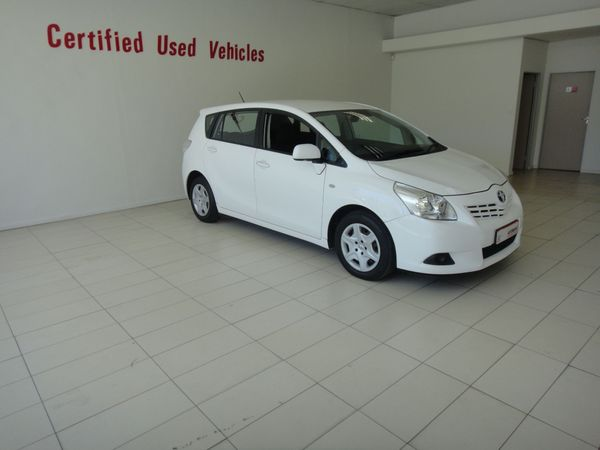 2010 Toyota Verso 1.6 S  Western Cape Ceres_0