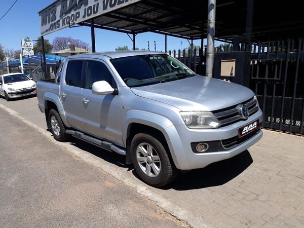 2011 Volkswagen Amarok 2.0 Bitdi Highline 132kw Dc Pu  North West Province Klerksdorp_0