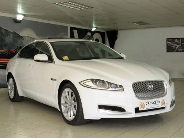 2012 Jaguar XF 2.2 D Luxury  Kwazulu Natal Pietermaritzburg_0