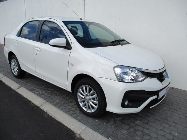 2019 Toyota Etios 1.5 Xs  Western Cape Table View_0