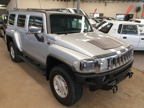 2007 Hummer H3 At  Gauteng Vereeniging_0