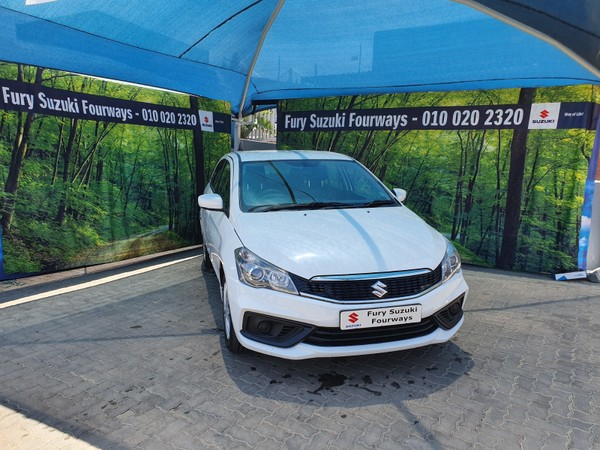 2020 Suzuki Ciaz 1.5 GL Auto Gauteng Four Ways_0