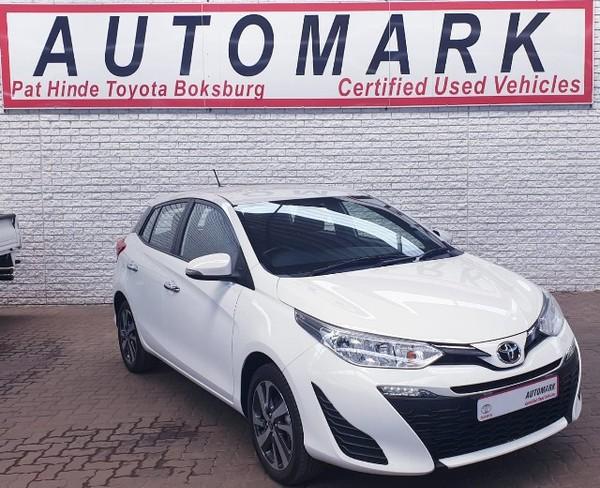 2018 Toyota Yaris 1.5 Xs CVT 5-Door Gauteng Boksburg_0