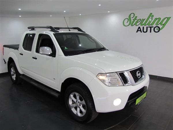 2013 Nissan Navara 3.0 Dci  Le At 4x4 Pu Dc  Gauteng Pretoria_0