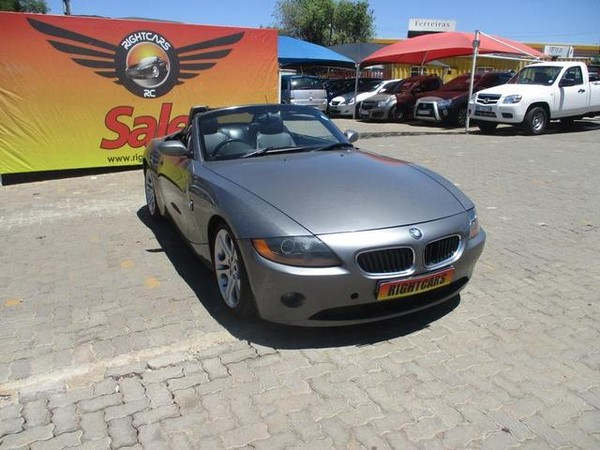 2004 BMW Z4 Roadster 2.5i  Gauteng North Riding_0