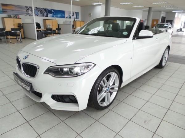 2016 BMW 2 Series 228i Convertible M Sport Auto F23 Gauteng Pretoria_0