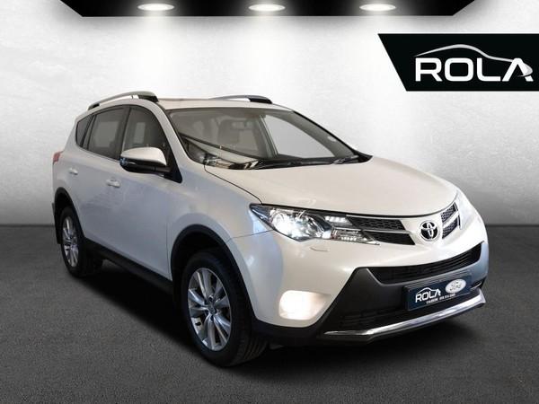 2015 Toyota Rav 4 2.2D VX Auto Western Cape Caledon_0