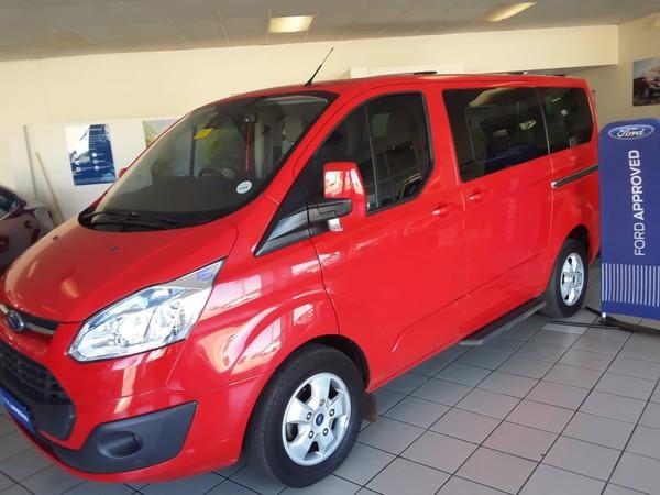 2016 Ford Tourneo Custom LTD 2.2TDCi SWB 114KW Gauteng Randfontein_0