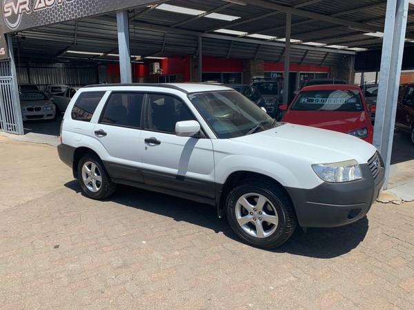 2006 Subaru Outback 2.5i Awd  Gauteng Boksburg_0