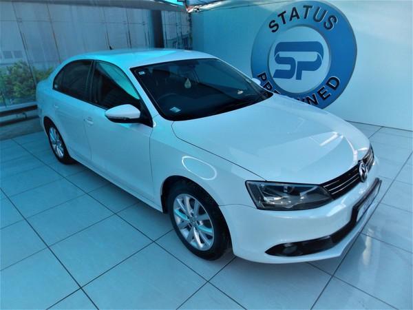 2014 Volkswagen Jetta Vi 1.6 Tdi Comfortline  Gauteng Randburg_0
