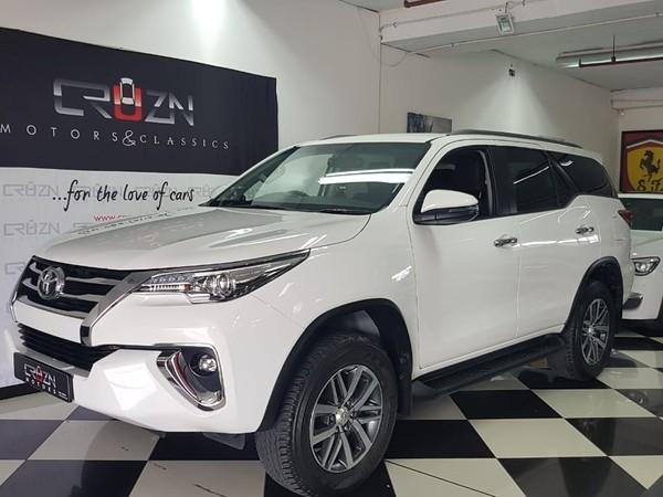 2018 Toyota Fortuner 2.8GD-6 RB Auto Kwazulu Natal Durban North_0