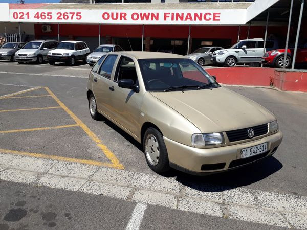 2002 Volkswagen Polo Playa 1.4  Western Cape Cape Town_0