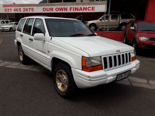 1998 Jeep Cherokee Country 4.0  Western Cape Cape Town_0
