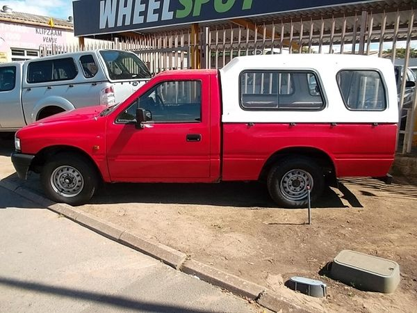 1994 Isuzu KB Series Kb 250d Swb Pu Sc  Western Cape Paarl_0