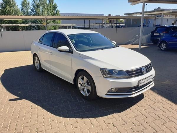 2015 Volkswagen Jetta GP 1.2 TSi Trendline Free State Bloemfontein_0