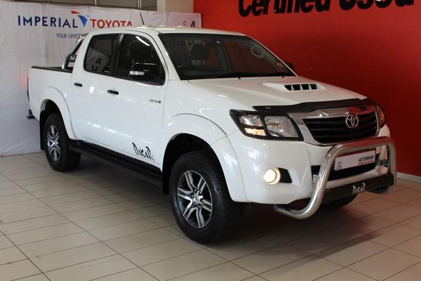 2015 Toyota Hilux 3.0D-4D LEGEND 45 RB AT Double Cab Bakkie Gauteng Edenvale_0