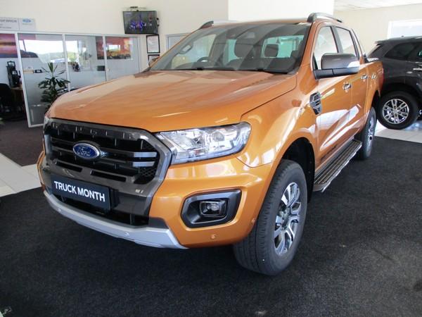 2019 Ford Ranger 2.0TDCi Wildtrak Auto Double Cab Bakkie Kwazulu Natal Port Shepstone_0