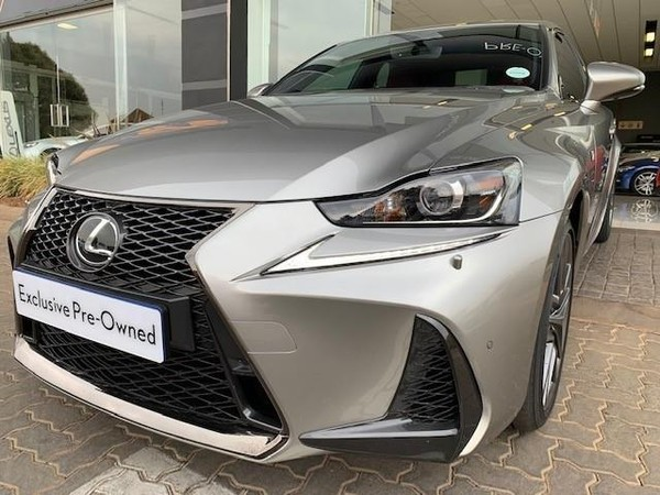 2019 Lexus IS 350 F Sport Gauteng Roodepoort_0